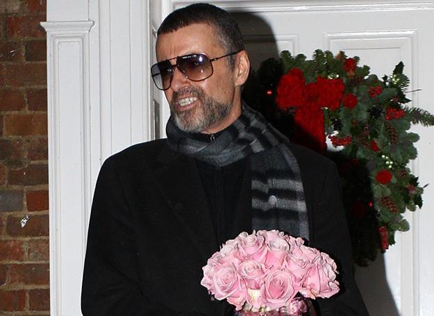 George Michael uważa, że dostał drugie życie - fot. Neil Mockford /Getty Images/Flash Press Media