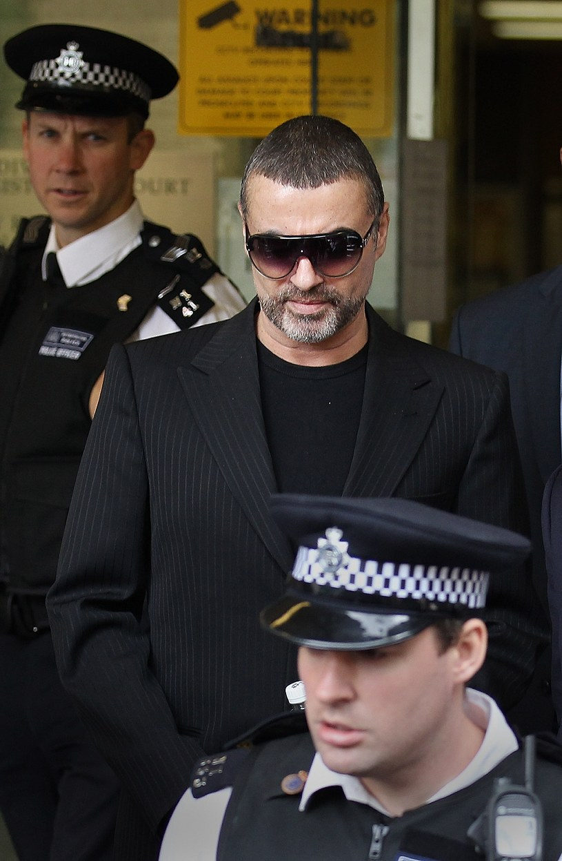 George Michael /Peter Macdiarmid /Getty Images