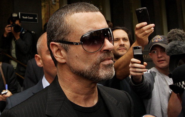 George Michael /Vittorio Zunino Celotto /Getty Images