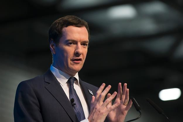 George Osborne, minister finansów W. Brytanii /AFP