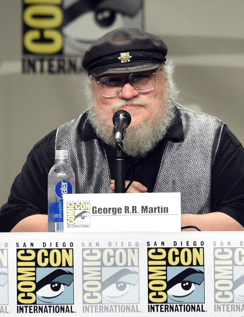 George R.R. Martin /Kevin Winter /Getty Images