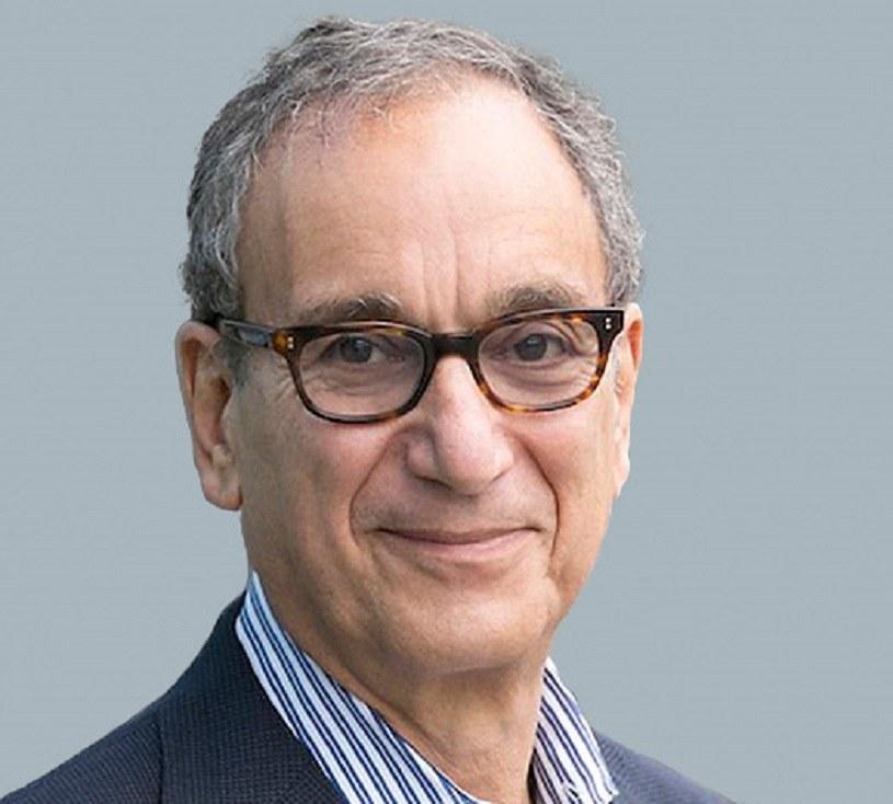 George Scangos, prezes VIR /Informacja prasowa
