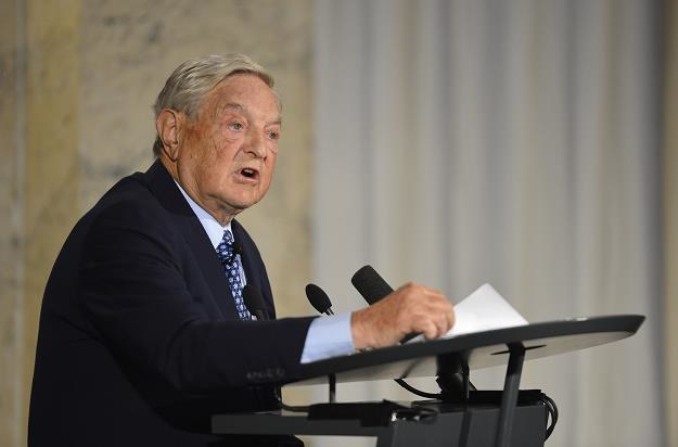 George Soros gotów zainwestować na Ukrainie 1 mld dolarów /AFP
