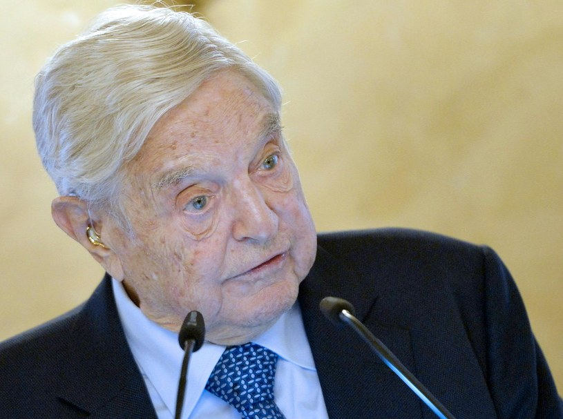 George Soros /HERBERT NEUBAUER / APA /AFP