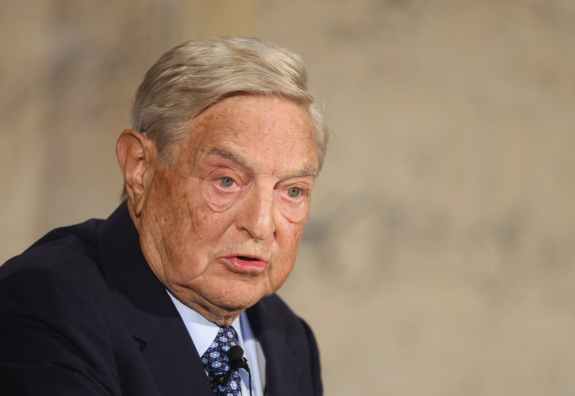 George Soros /Sean Gallup /Getty Images