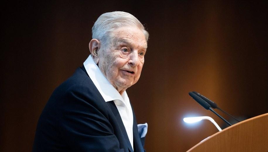 George Soros / APA / GEORG HOCHMUTH /PAP/EPA