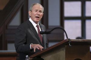 George W. Bush: Wycofanie wojsk USA z Afganistanu jest błędem