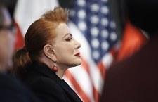 Georgette Mosbacher: 11 września na zawsze zmienił nasz naród
