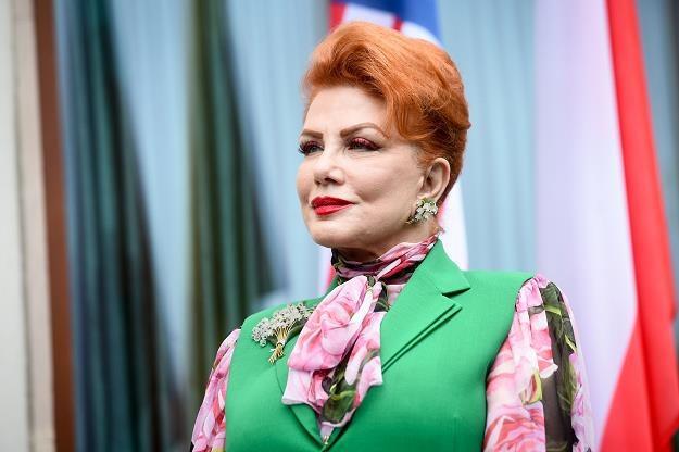 Georgette Mosbacher, ambasador USA w Polsce. fot. Zbyszek Kaczmarek /Reporter