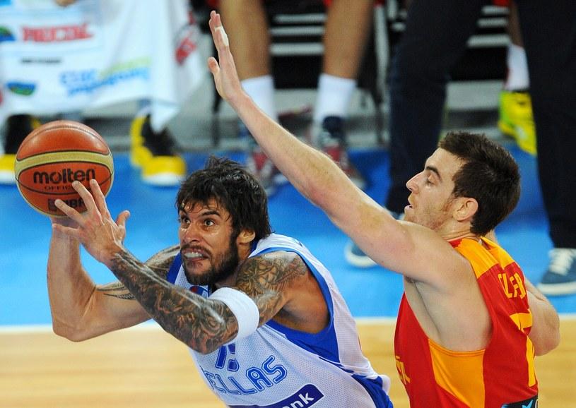 Georgios Printezis i Victor Claver /AFP