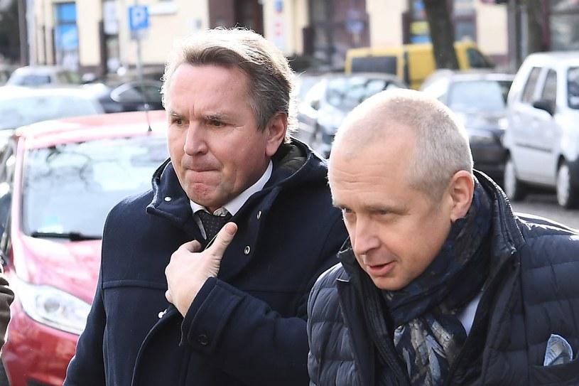 Gerald Birgfellner i Jacek Dubois /Mateusz Jagielski /East News