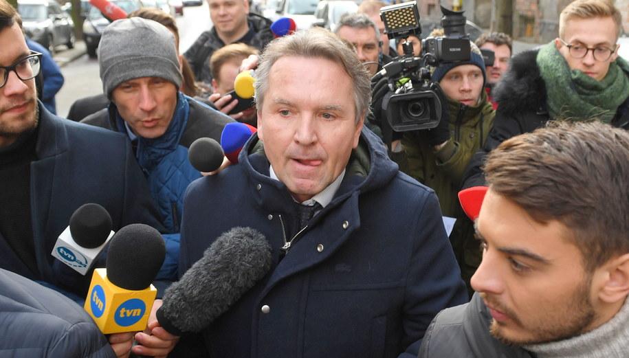 Gerald Birgfellner / Radek Pietruszka   /PAP