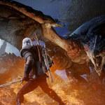 Geralt w końcu dołącza do Monster Hunter: World na PC