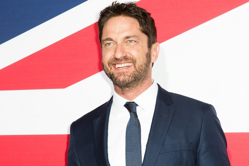 Gerard Butler /Getty Images