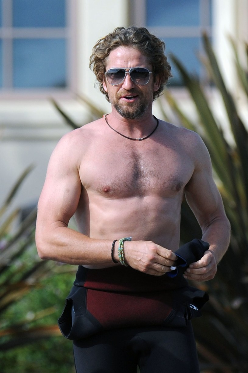 Gerard Butler /- /East News