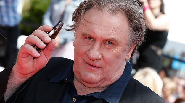Gérard Depardieu będzie francuskim Frankiem Underwoodem? /AFP