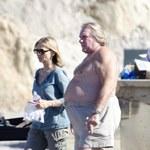 Gerard Depardieu z wielkim brzuchem!