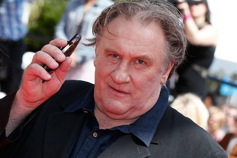 Gerard Depardieu /AFP