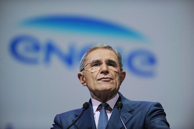 Gerard Mestrallet, prezes Engie /AFP