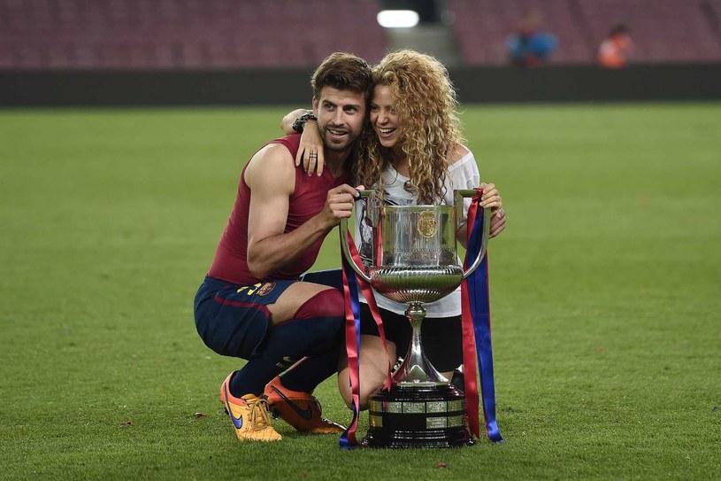 Gerard Pique i Shakira /AFP