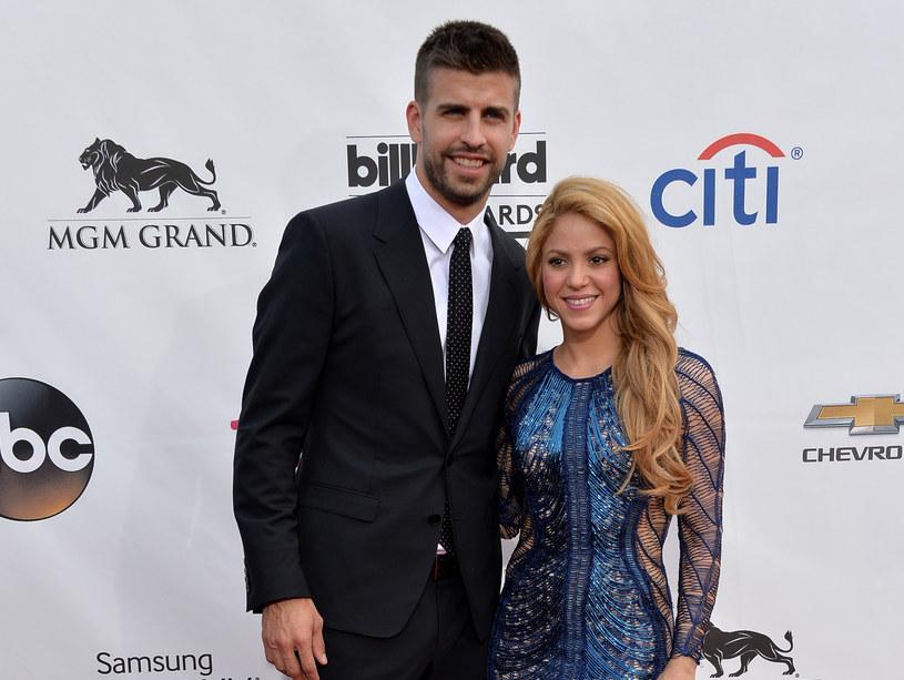 Gerard Pique i Shakira /Frazer Harrison /Getty Images