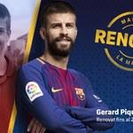 Gerard Pique przedłużył kontrakt z Barceloną. Będzie grał w jej barwach do końca kariery?