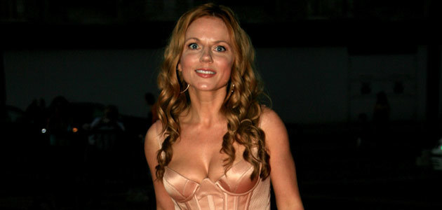 Geri Halliwell, fot. Giuseppe Cacace   /Getty Images/Flash Press Media