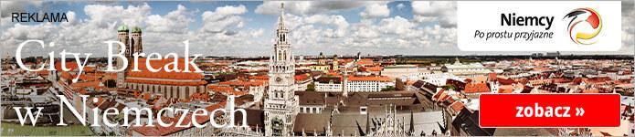 Germany travel conent box /materiały promocyjne