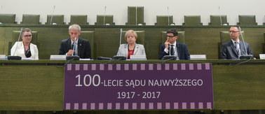 Gersdorf do sędziów: Nic nie jest w stanie przekreślić naszej niezawisłości wewnętrznej