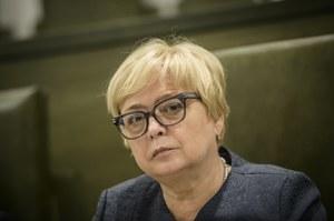 Gersdorf nie ustąpi ze stanowiska prezesa SN