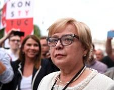 Gersdorf w Karlsruhe: Prawnikom nie wolno milczeć w obliczu zła