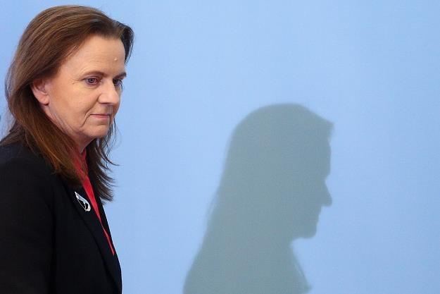 Gertruda Uścińska, prezes ZUS. Fot. Michal Dyjuk /FORUM