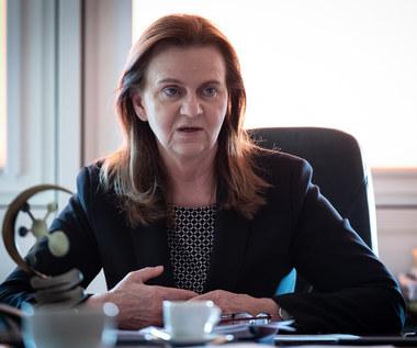 Gertruda Uścińska, prezes ZUS: Wyższe emerytury nie wezmą się z powietrza