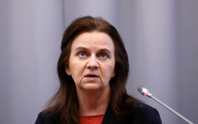 Gertruda Uścińska, prezes ZUS /Piotr Małecki /East News