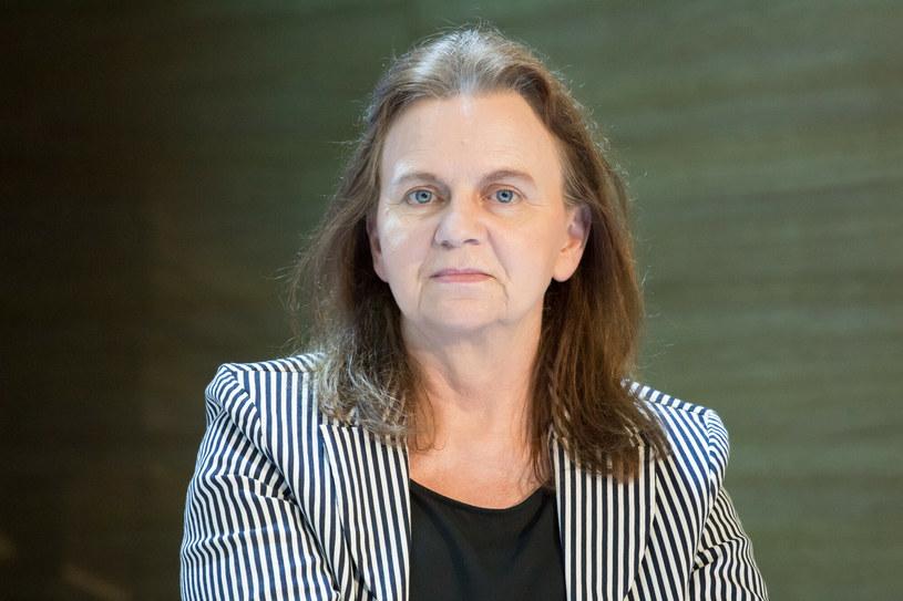 Gertruda Uścińska, prezes ZUS /Wojciech Stróżyk /Reporter