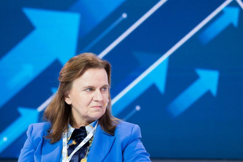 Gertruda Uścińska, prezes ZUS /Reporter