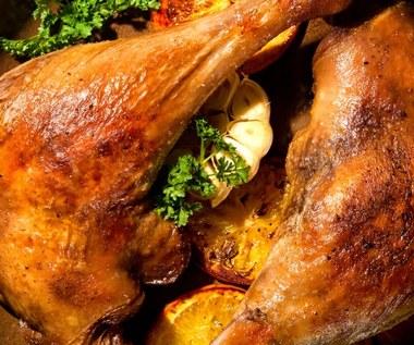 Gęsina: Tłusta, ale zdrowa. Obniża cholesterol, świetnie działa na mózg