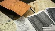 Gestapowskie archiwum zza krat