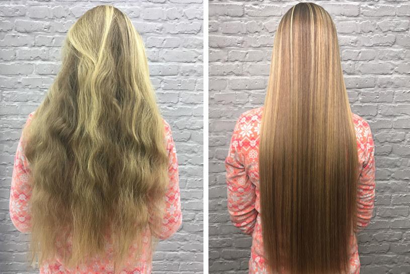Gęste i lśniące włosy to marzenie wielu Polek /123RF/PICSEL
