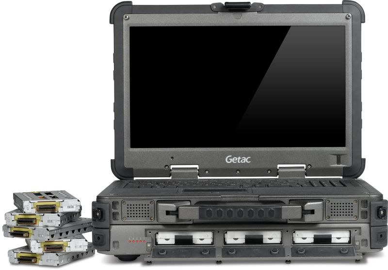 Getac X500 /materiały prasowe