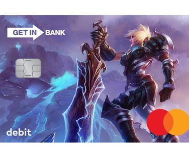 Getin Bank wprowadza nową kartę Mastercard dla fanów kultowej gry League of Legends