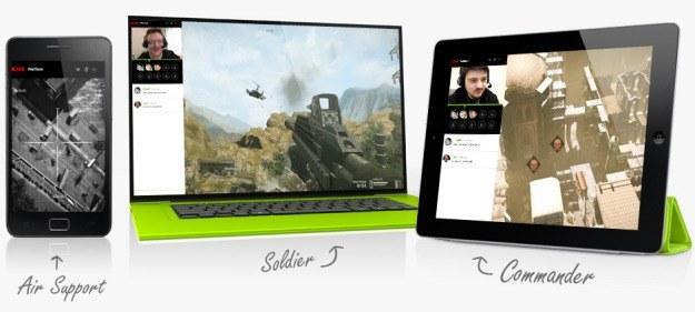 GFACE pozwoli na grę przez witrynę internetową, tablet czy nawet smartfon! /Informacja prasowa