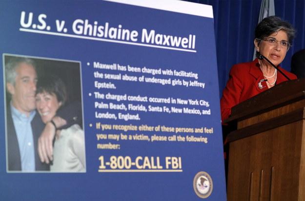 Ghislaine Maxwell zatrzymana przez FBI. To ona stręczyła ofiary pedofila Jeffrey'a Epsteina