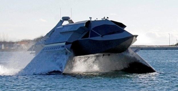 Ghost.  Fot. Juliet Marine Systems /materiały prasowe