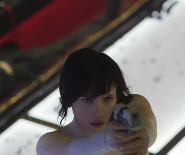 "​""Ghost in the Shell"" przedpremierowo"