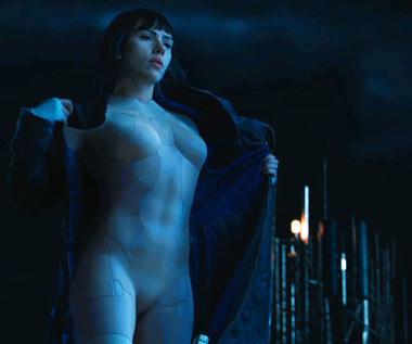 """Ghost in the Shell"": Scarlett Johansson cyborgiem"