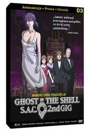 Ghost In The Shell: Stand Alone Complex 2 vol. 3
