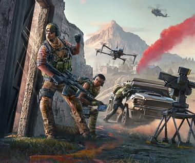 Ghost Recon: Frontline - nowa gra Ubisoftu w uniwersum Toma Clancy'ego