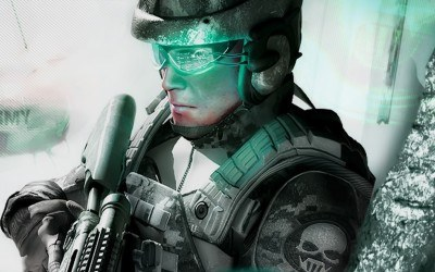Ghost Recon - motyw z gry /Informacja prasowa