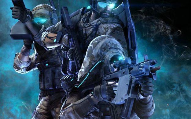 Ghost Recon Online - motyw graficzny /Informacja prasowa